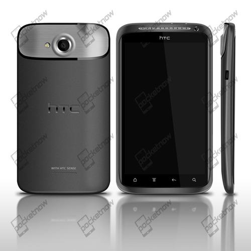 HTC Edge - projekt