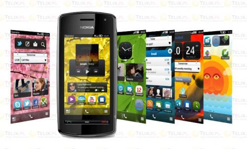 Symbian Belle dla Nokia 500, X7 i E6