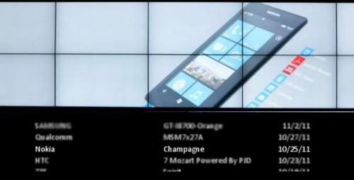 Nokia Champagne - pierwsze informacje