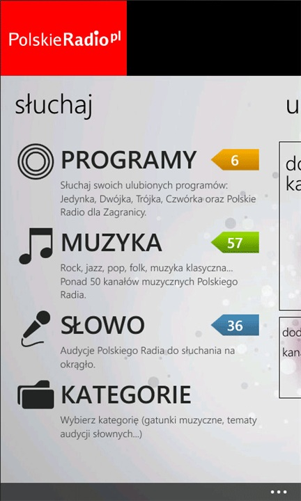 Polskie Radio na Windows Phone 7