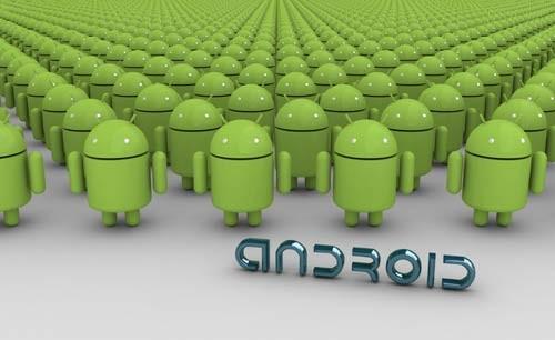 Nowe statystyki dotyczące systemu android