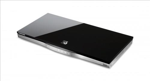 Nowa linia odtwarzaczy Samsung Smart Blu-ray
