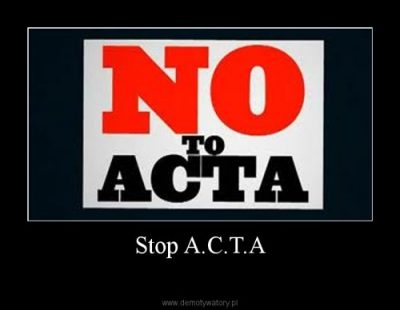 STOP dla ACTA