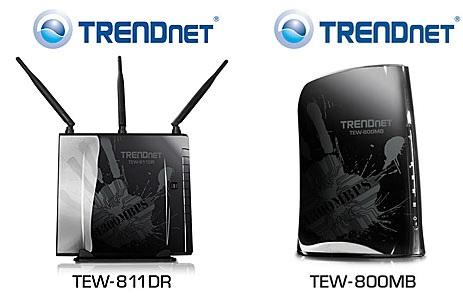 TEW-811DR - TEW-800MB