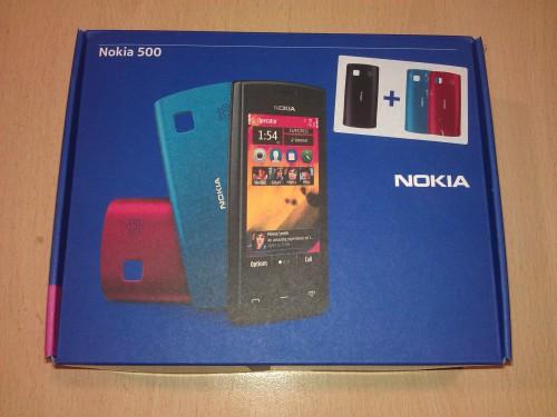 Nokia 500 PW