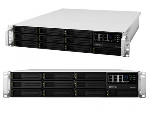 Nowe serwery NAS od Synology