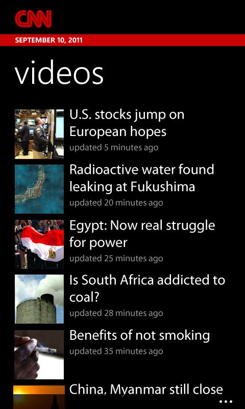 CNN na telefony z systemem Windows