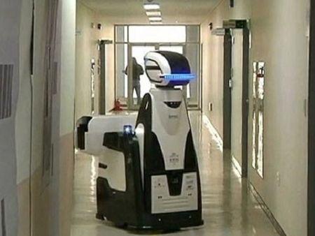 Prison Robot