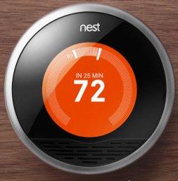 Apple Nest termostat