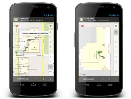 Google Maps 6.7