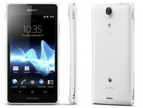 Sony Xperia GX i SX