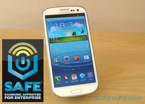 SAFE Galaxy S3