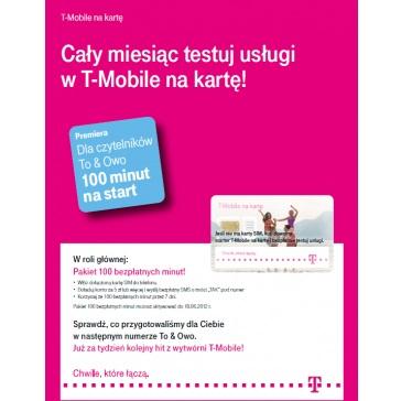 T Mobile Na Karte.Startery T Mobile Na Kartę W To And Owo Portal Telekomunikacyjny