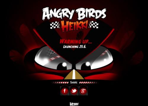 Angry Birds Heiki