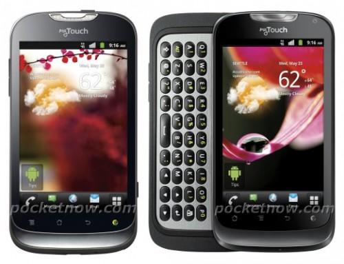 Dwa smartphony od Huawei i T-Mobile