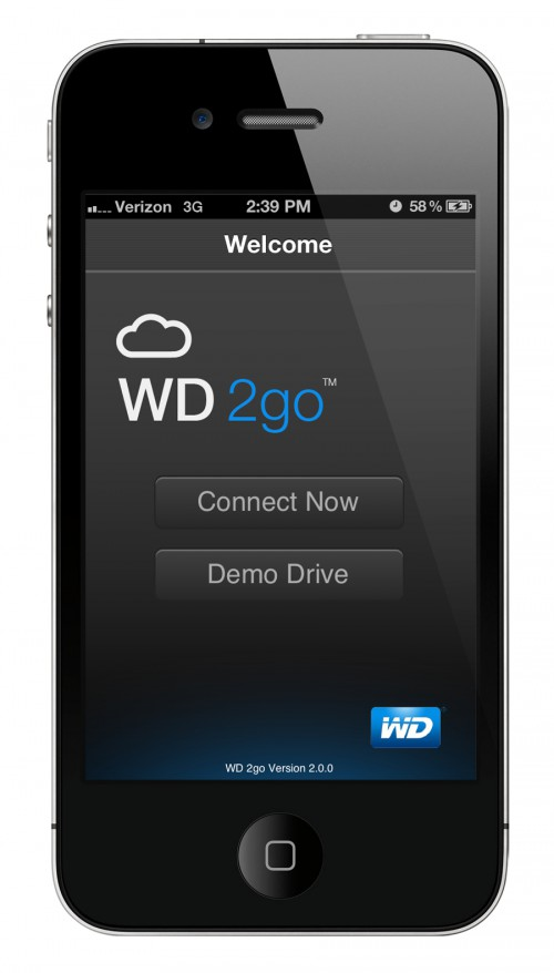 WD 2go