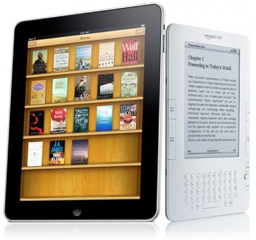iPad vs Kindle