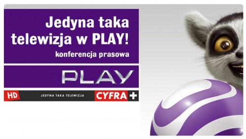 Konferencja Play - Cyfra+