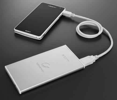 akumulatory od Sony