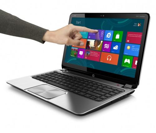 HP Spectre TouchSmart i HP ENVY TouchSmart 4