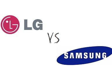 LG pozywa Samsunga