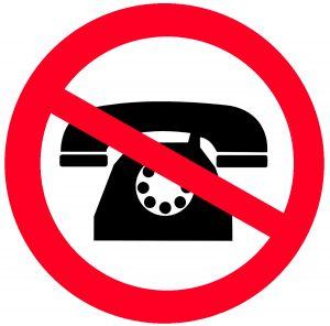 telefony stacjonarne wyparte