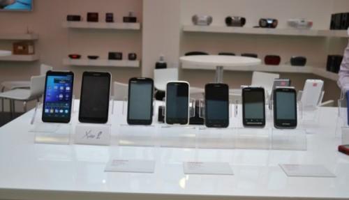 Dualne smartfony Thomsona z Android 4.0 ICS