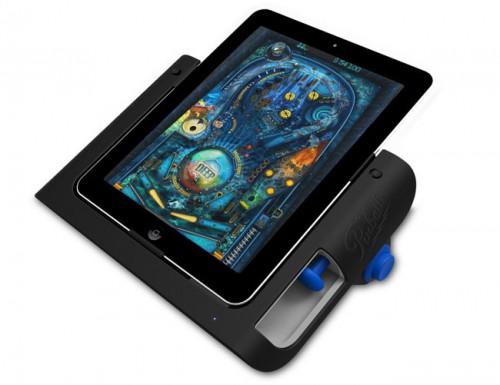 Przenośny Flipper z iPada
