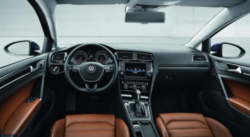 NVIDIA Tegra: Volkswagen Golf