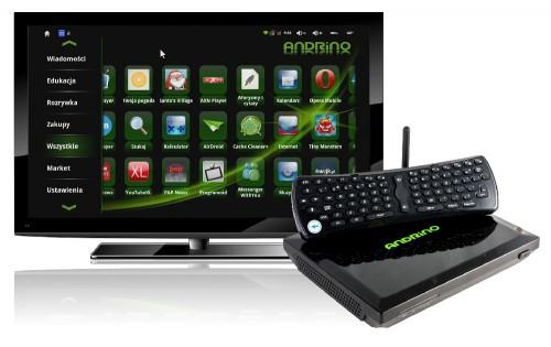 Andrino Box Smart TV
