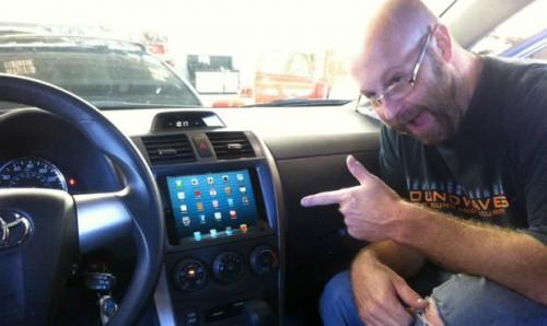 iPad Mini (Toyota)