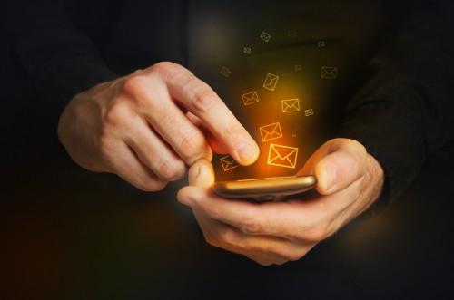 Telefon SMS