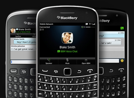 BBM 7 z funkcją BBM Voice