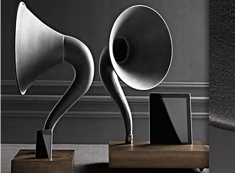 gramofon ipad