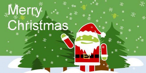 Android Christmas