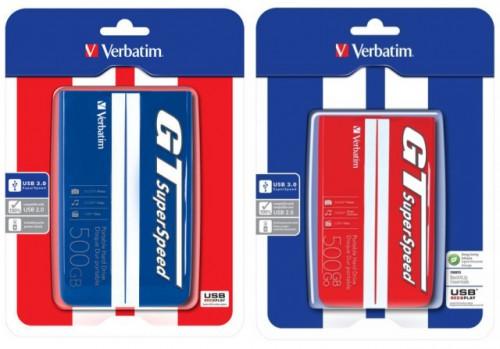 Verbatim: przenośny dysk twardy GT 1 TB z USB 3.0