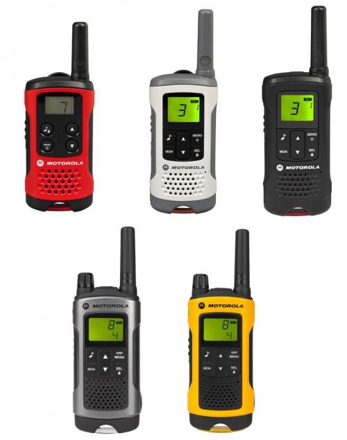 Motorola: TLKR T40, T50, T60, T80, T80extreme