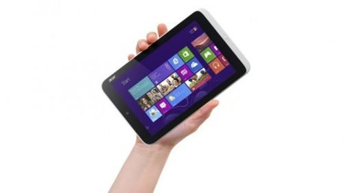 Acer Iconia W3 – pierwszy ośmiocalowy tablet z Windows 8