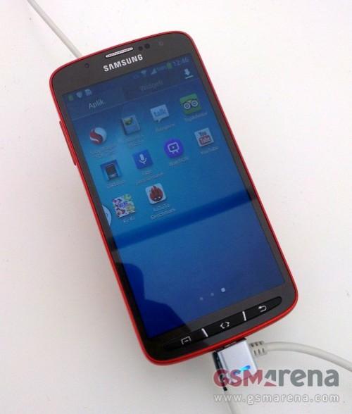 Pierwsze zdjęcia Galaxy S4 Active