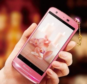 Smartfon chłodzony cieczą od NEC