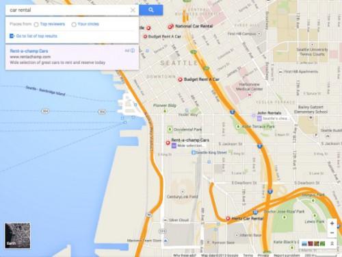 Nowe Google Maps już niedługo?