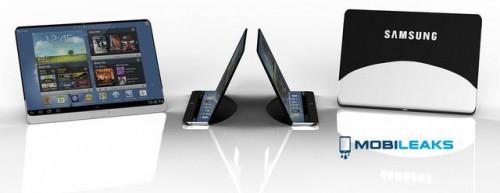 Tablet z elastycznym ekranem od Samsunga? To możliwe