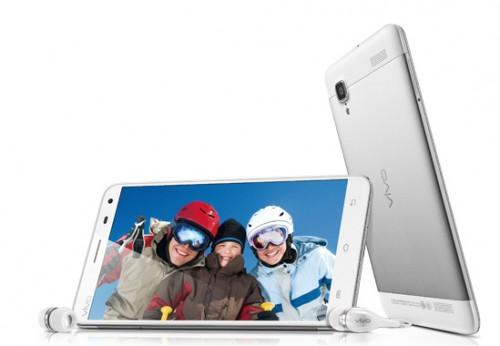 Vivo Play: piękny smartfon z 5,7 calowym ekranem