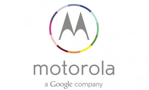 Google zmienia logo motoroli