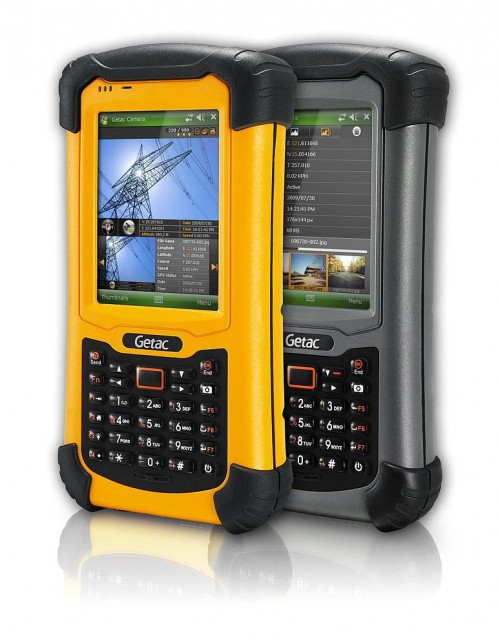 Tablet Z710-Ex oraz handheld PS336-Ex