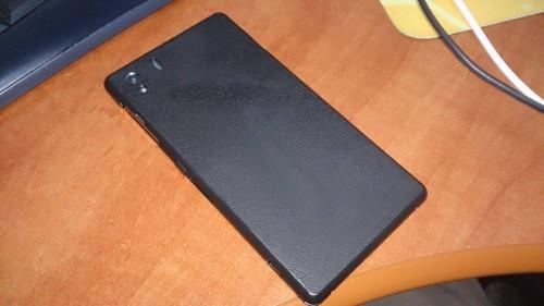 Sony Xperia Honami i1: supersmartfon z aparatem 20MPix i Snapdragon 800