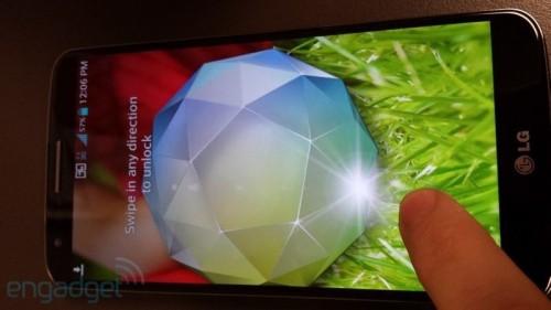 Czy właśnie tak będzie wyglądał LG G2 ?