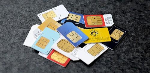 Karsten Nohl karty SIM