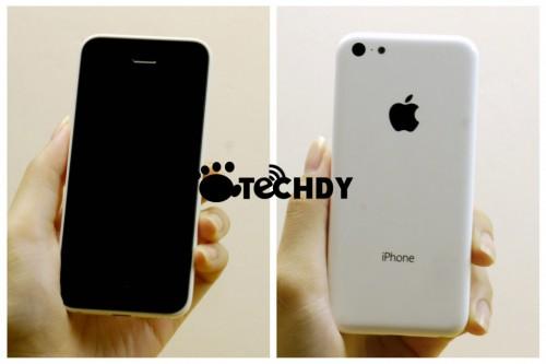 Tańszy iPhone na zdjęciach i wideo