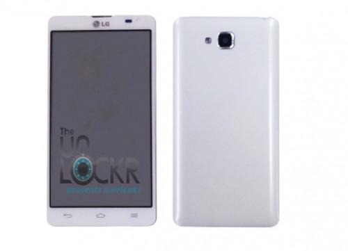 Kolejne zdjęcia LG Optimus L9 II